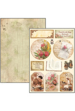 CIAO BELLA A4 Creative Pad, The Muse *Limited Edition*