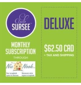 Catherine Pooler Designs Monthly Club Sursee - Deluxe - September