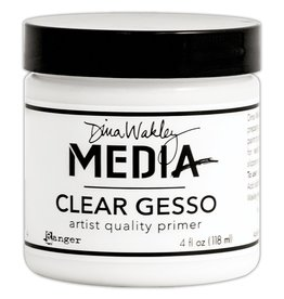 Dina Wakley Media Media Gesso Clear