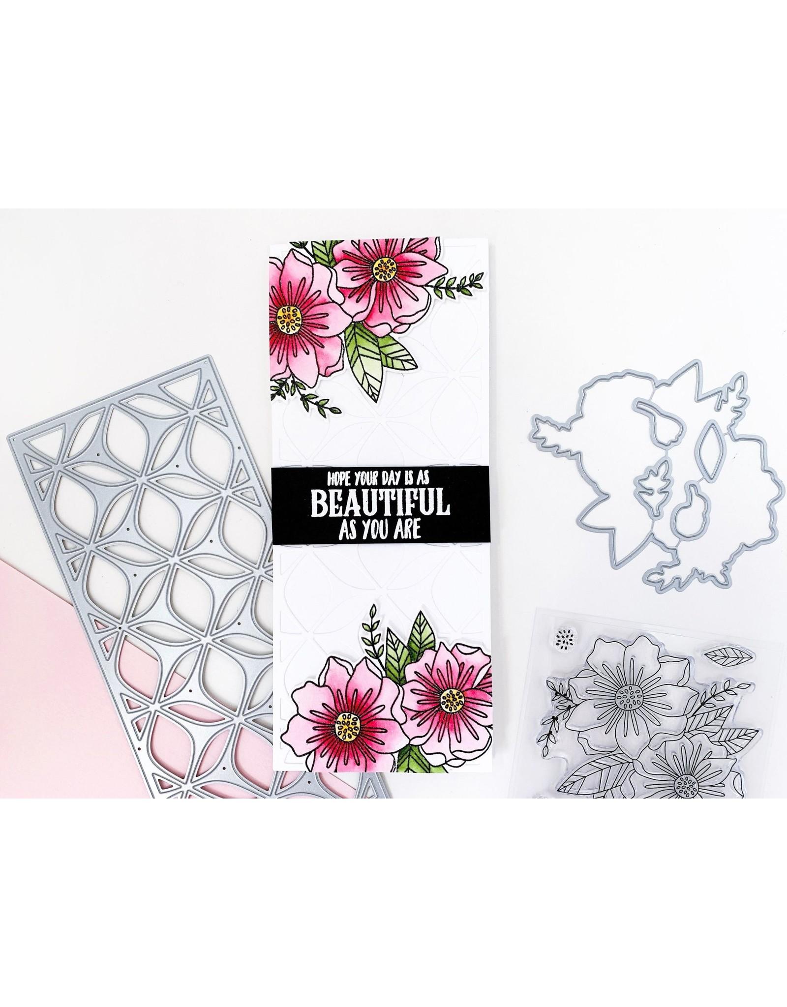 Catherine Pooler Designs Beautiful Day Bundle Beautiful Day Floral Dies