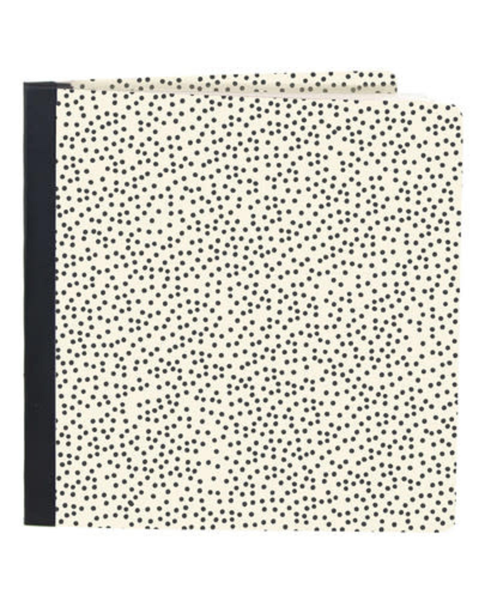 Simple Stories 6x8 SN@P Flipbook - Speckle Dots