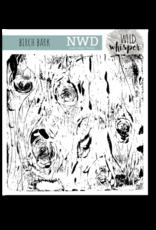 Wild Whisper Designs Birch Bark - 6x6 Stamp Set