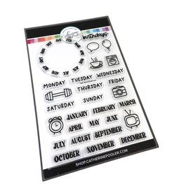 Catherine Pooler Designs Club Canvo Year Round Essentials Stamp Set