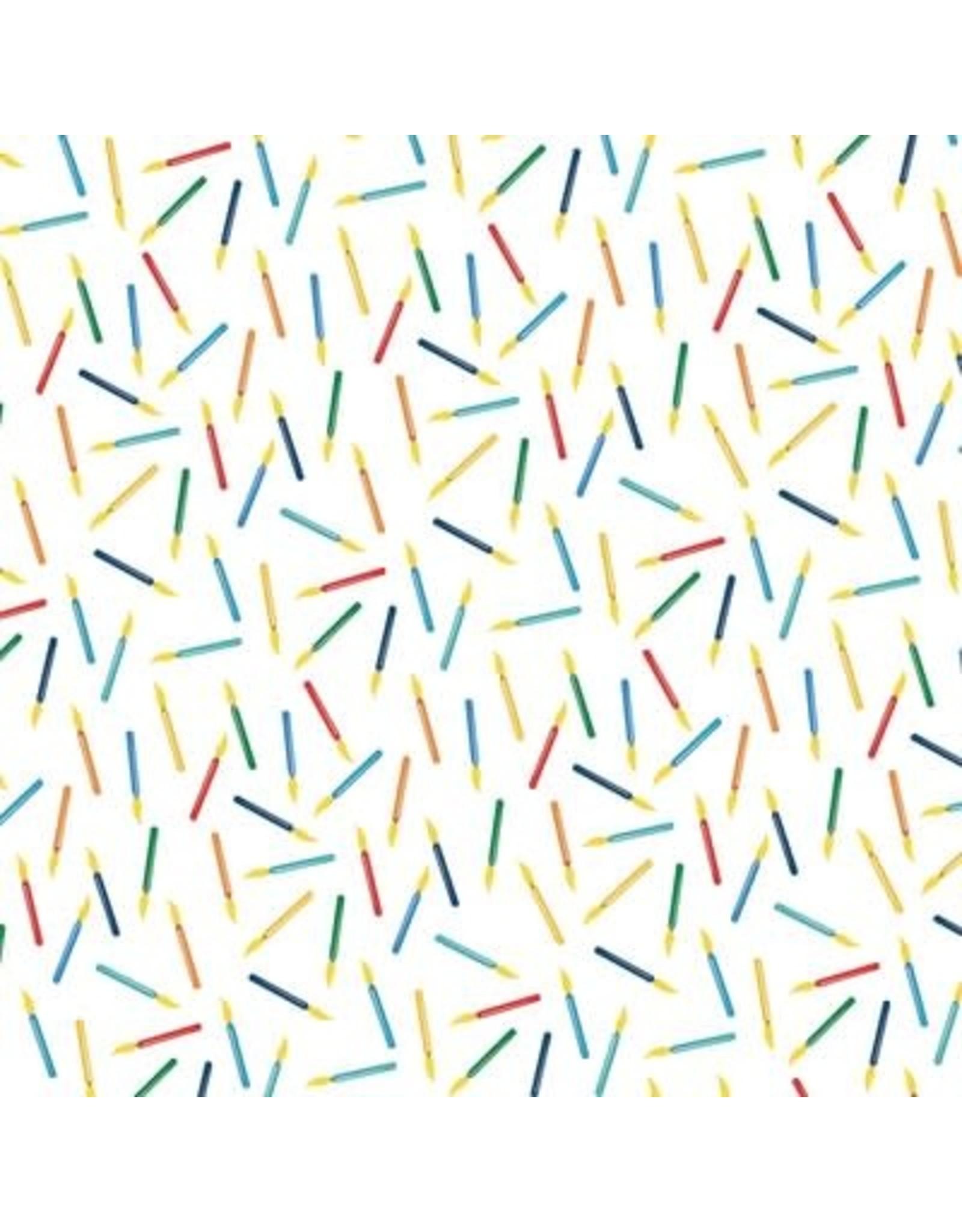 Echo Park 12X12 Patterned Paper, Let's Celebrate - Make A Wish