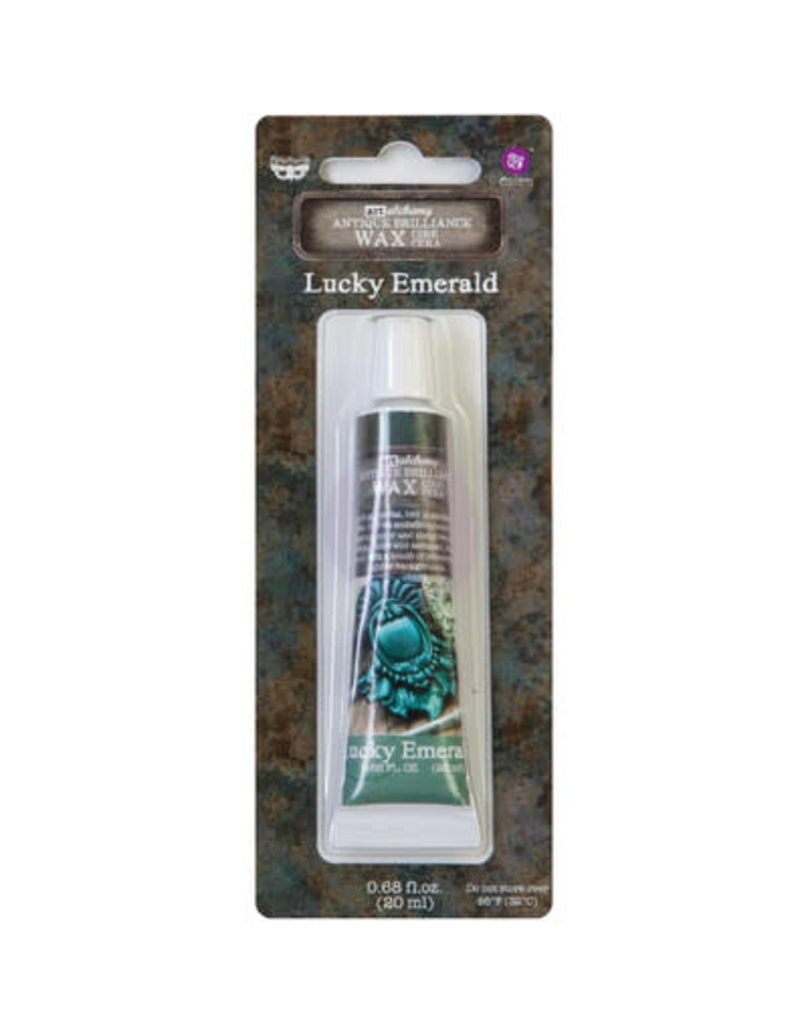 PRIMA MARKETING INC Art Alchemy Antique Brilliance, Lucky Emerald