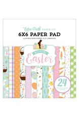 Echo Park 6X6 PAD   -WELCOME EASTER PAPER