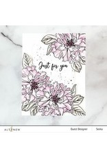 ALTENEW Build-A-Flower: Cora Louise Peony Layering Stamp and Die Set