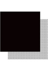 PHOTOPLAY 12X12 Solids+ Paper, Little One - Black