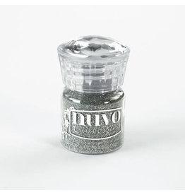 Tonic Studios Nuvo Embossing Powder, Silver Moonlight