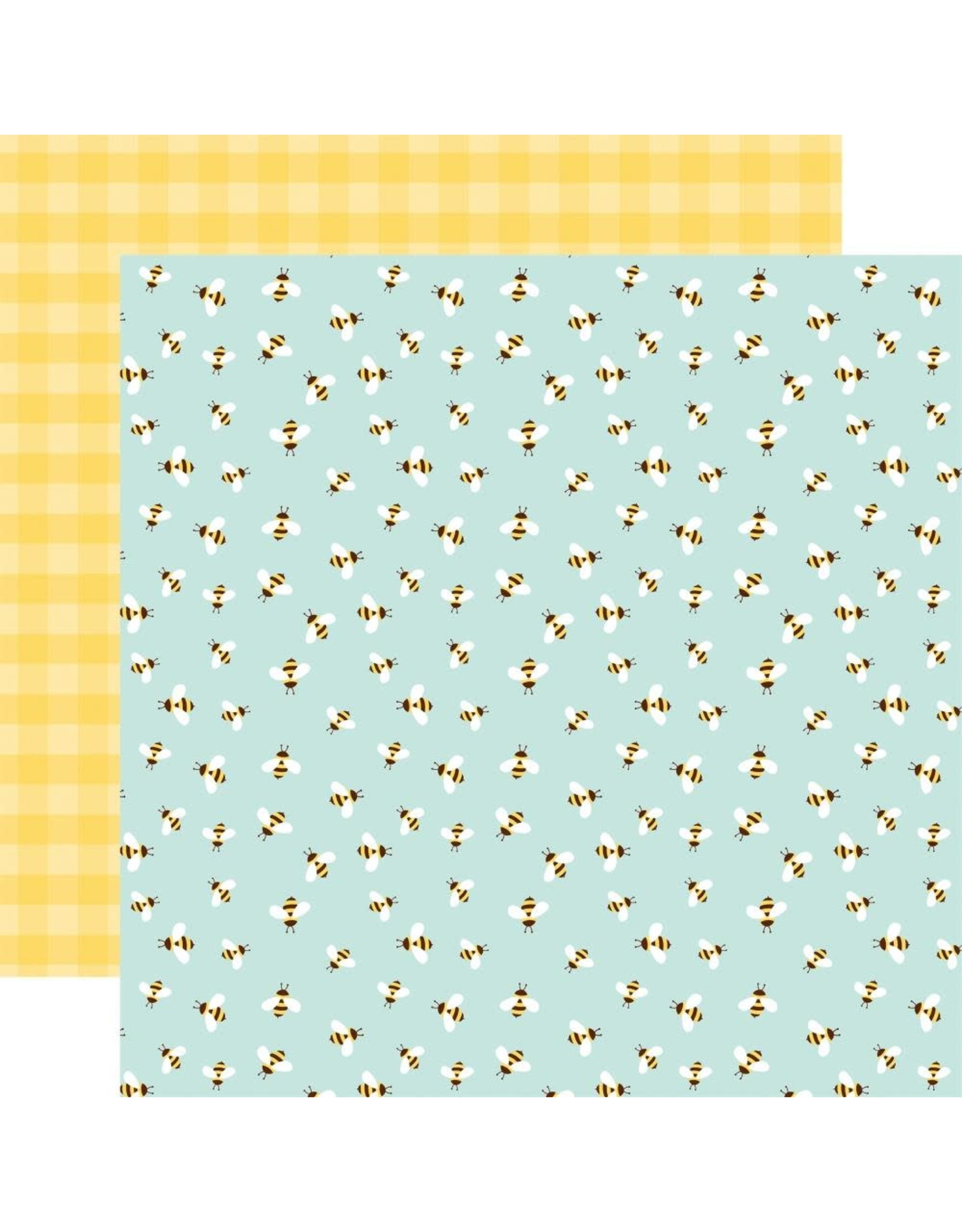 Echo Park BUMBLEBEE -WELCOME SPRING PAPER