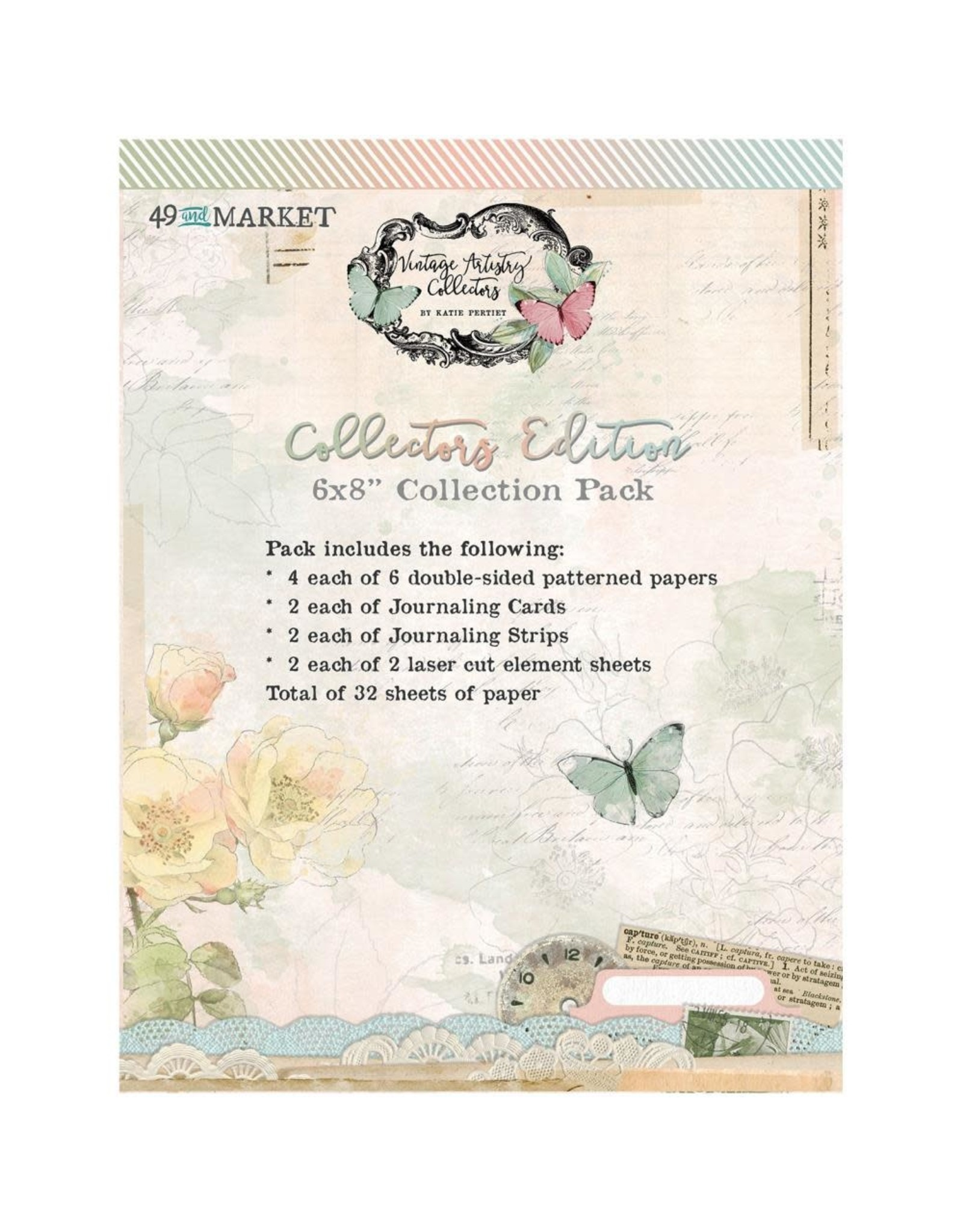 49 AND MARKET Vintage Artistry Collectors Edition
