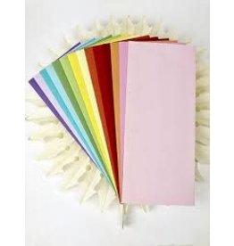 PICKET FENCE STUDIOS Rainbow Slimline Envelopes