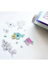 Catherine Pooler Designs Best Things In Life Floral Dies