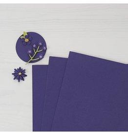 Spellbinders Royal Amethyst Color Essentials Cardstock 8.5x11