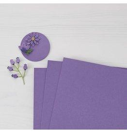 Spellbinders Lilac Blossom Color Essentials Cardstock 8.5x11