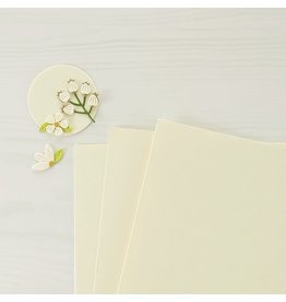 Spellbinders Alabaster Color Essentials Cardstock 8.5x11