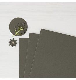 Spellbinders Graphite Color Essentials Cardstock 8.5x11