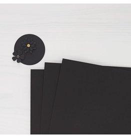 Spellbinders Onyx Color Essentials Cardstock 8.5x11