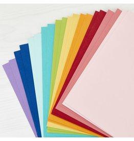 Spellbinders Color Essentials Cardstock Assorted Pack
