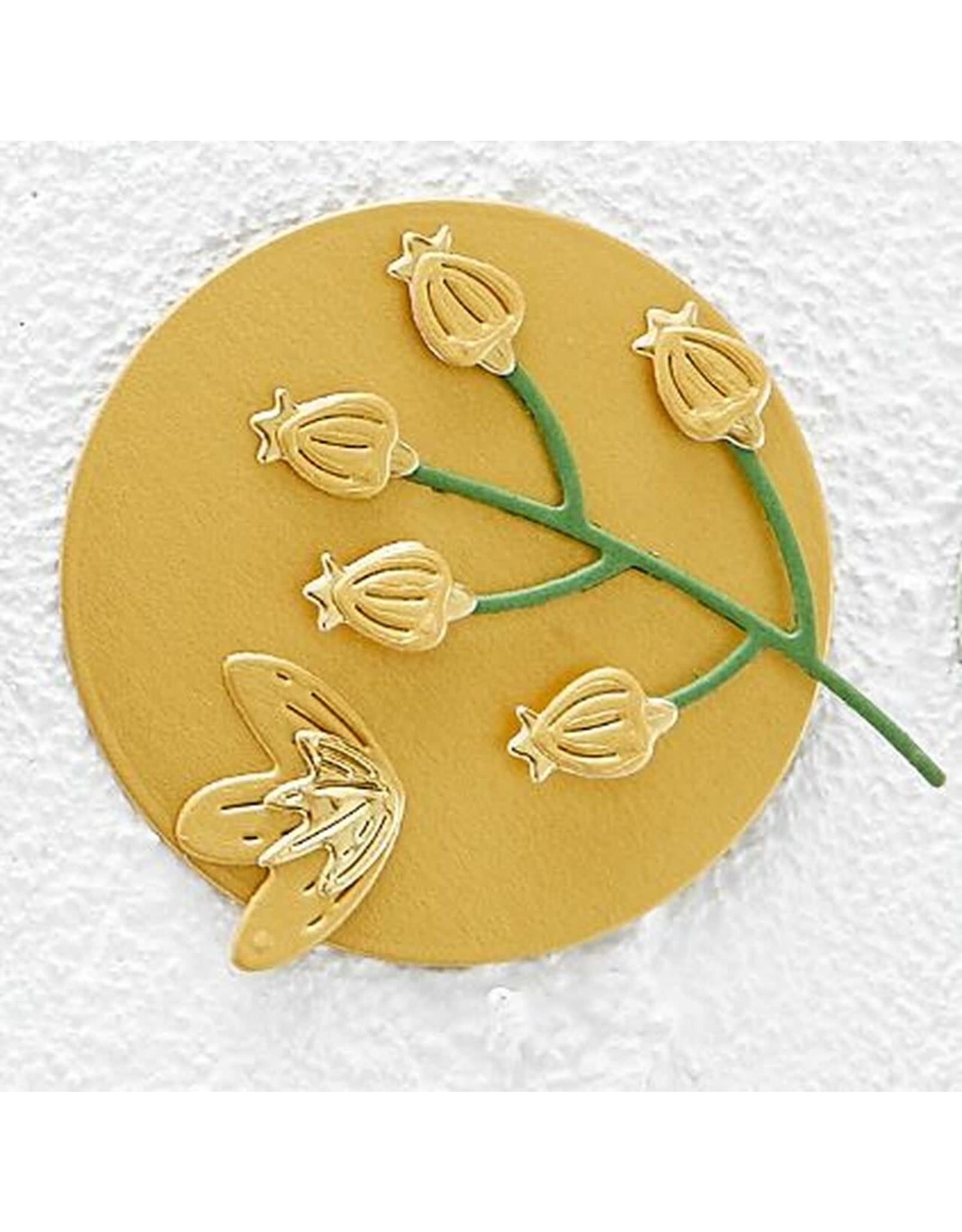 Spellbinders Brushed Gold Cardstock 8.5x11