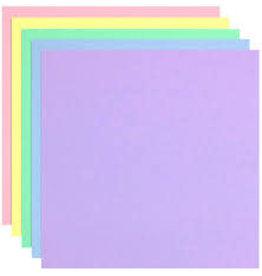 Colorplan Spring Assortment Cardstock 12x12 - 10 sheets