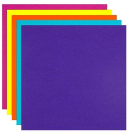Colorplan Summer Assortment Cardstock 12x12 - 10 sheets