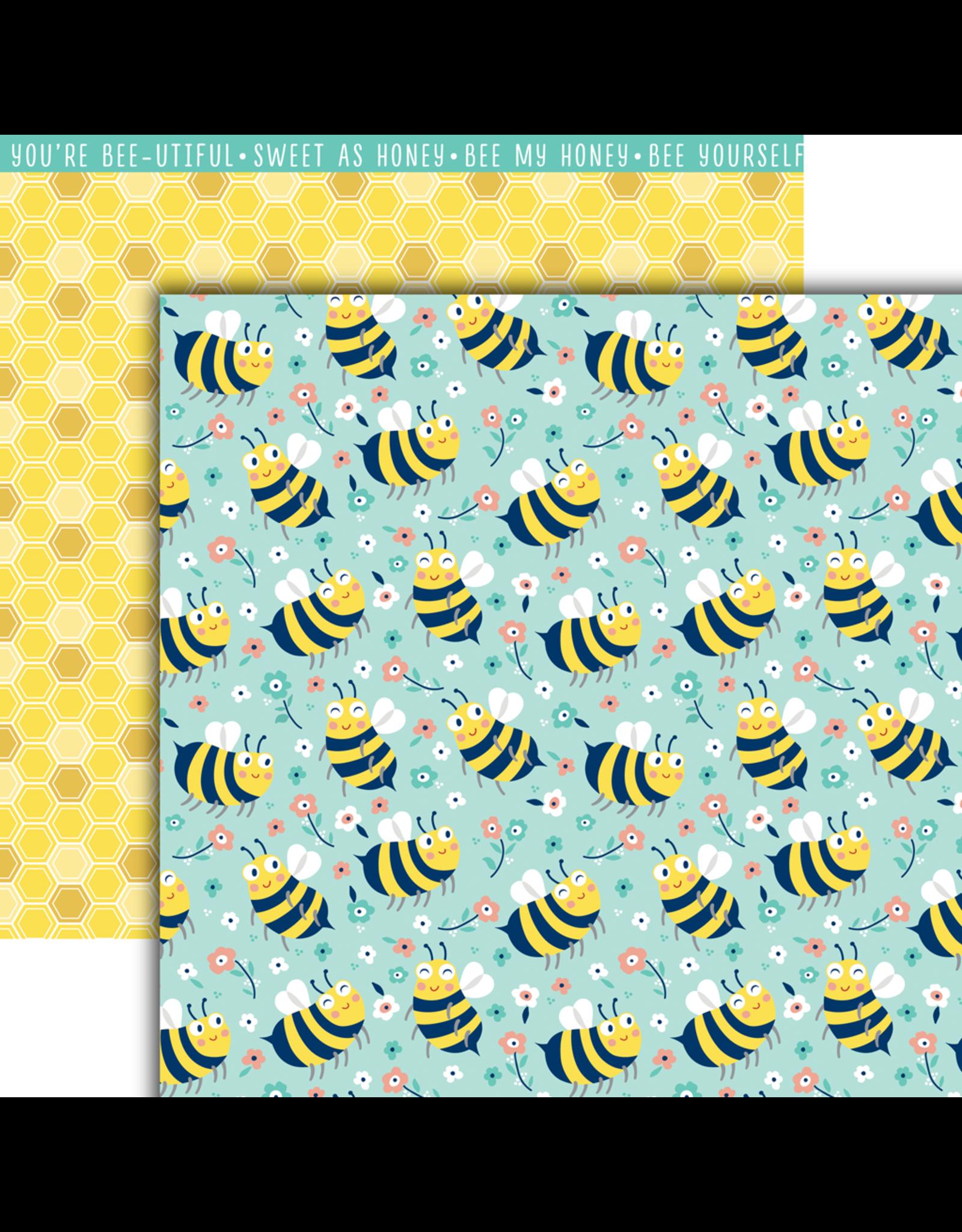 Dare 2B Artzy Bee Happy Paper