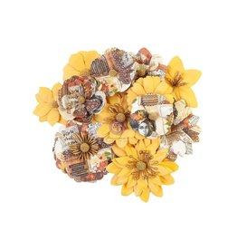 PRIMA MARKETING INC COLORFUL  -DIAMOND FAUX FLOWERS