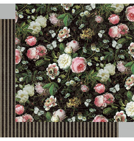Graphic 45 Graphic 45 - Elegance Collection - 12 x 12 Double Sided Paper - Exquisite