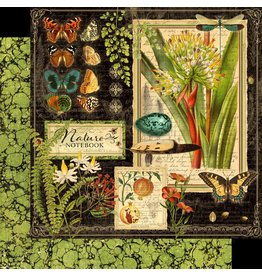Graphic 45 Graphic 45 - Nature Notebook Collection - 12 x 12 Deluxe Collector's Edition