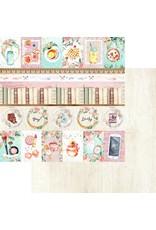 ASUKA STUDIO ASUKA STUDIO HAPPY PLACE 12 X 12 PAPER - YAY