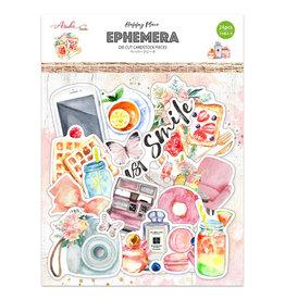 ASUKA STUDIO ASUKA STUDIO HAPPY PLACE - EPHEMERA PACK