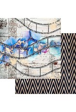 ASUKA STUDIO Asuka Studio - Double-Sided Paper Pack 12x12 - 12/Pkg - Play