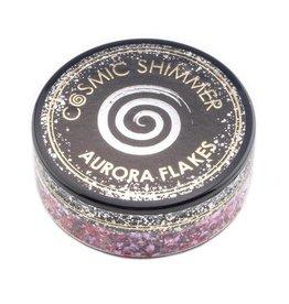 Cosmic Shimmer Cosmic Shimmer - Aurora Flakes 50 ml - Blissful Berry