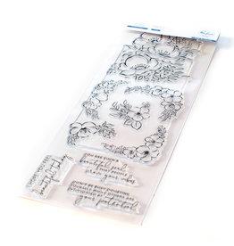 PINKFRESH STUDIO Anemone Magic stamp