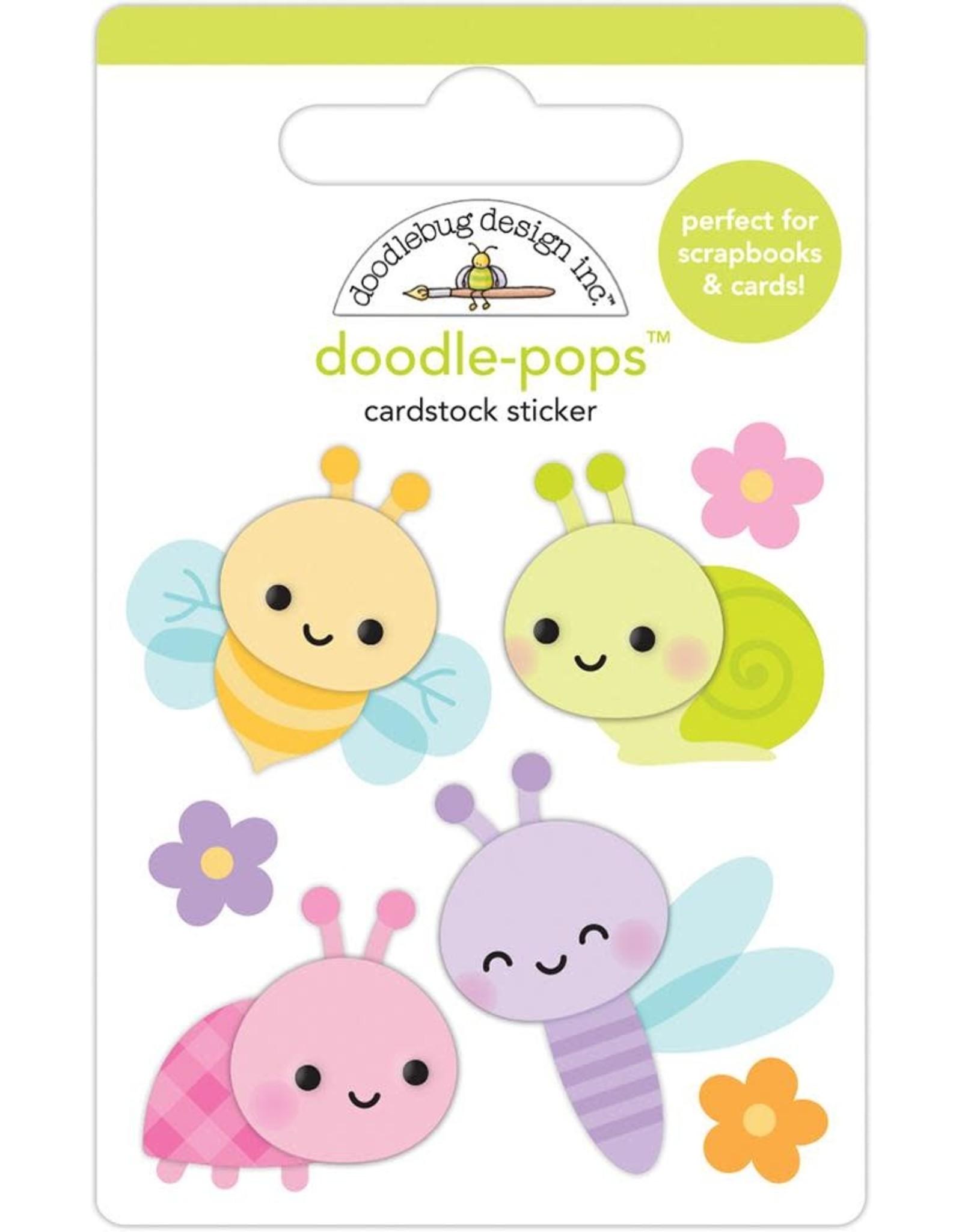 Doodlebug Design Bug Babies Doodle-Pops