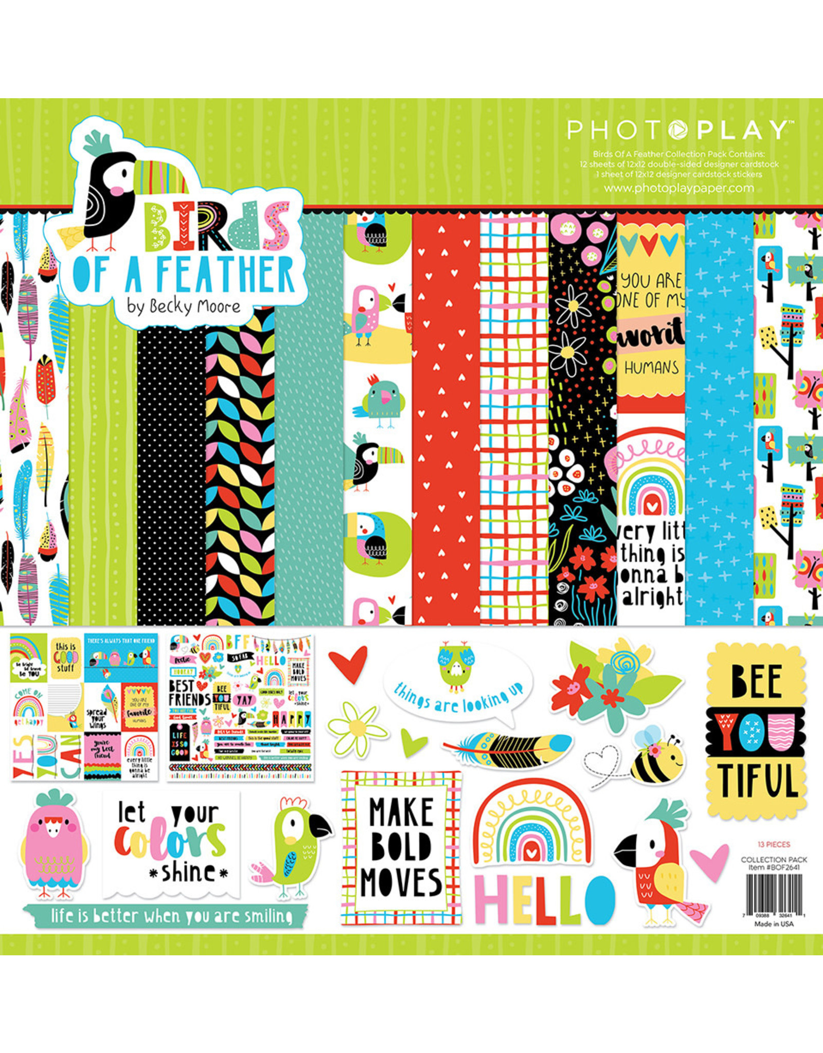 PHOTOPLAY Birds of a Feather - Collection Pack