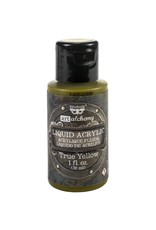 PRIMA MARKETING INC Art Alchemy Liquid Acrylic Paint - True Yellow