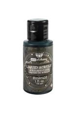 PRIMA MARKETING INC Art Alchemy Liquid Acrylic Paint - Emerald