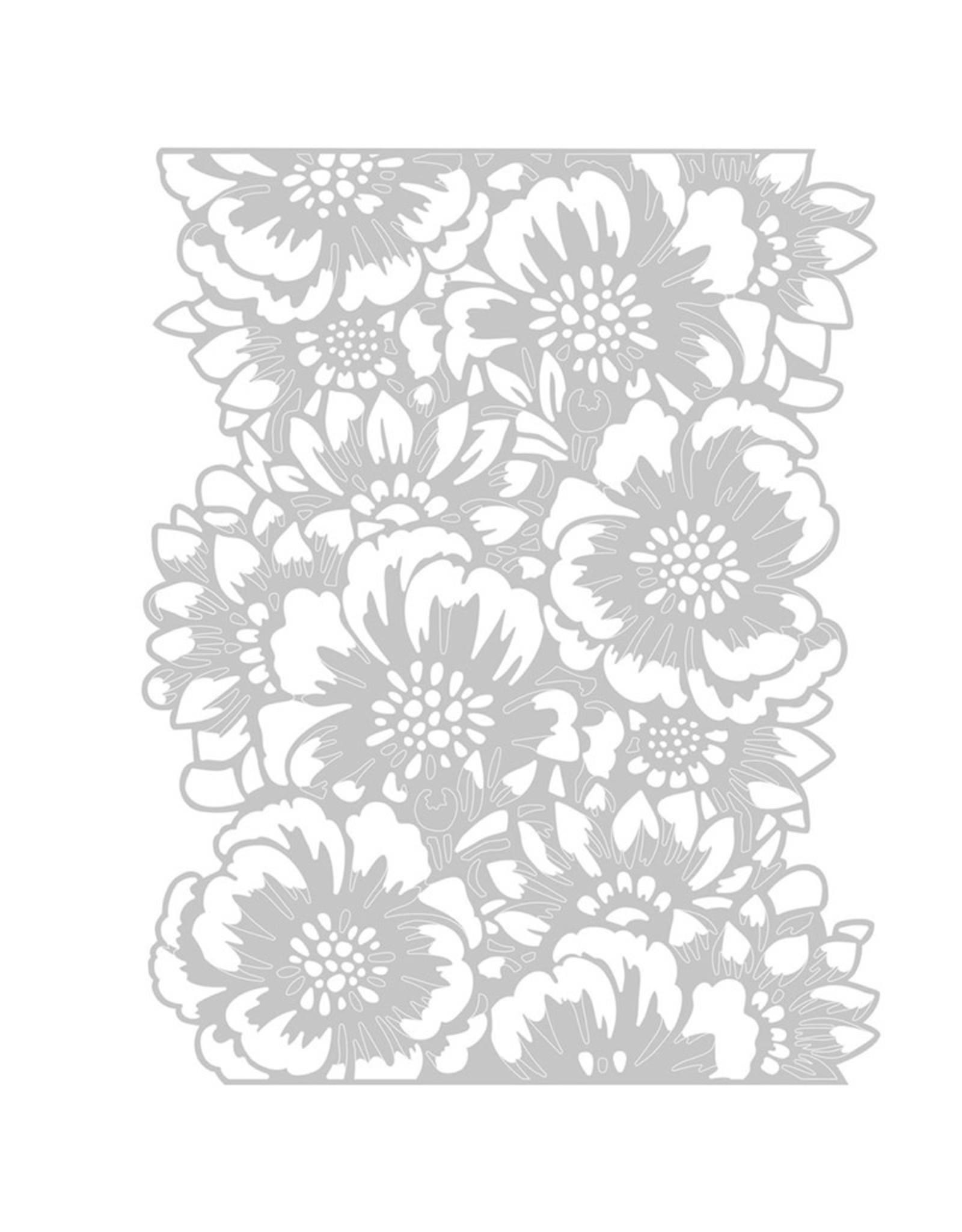 Sizzix Bouquet Thinlits