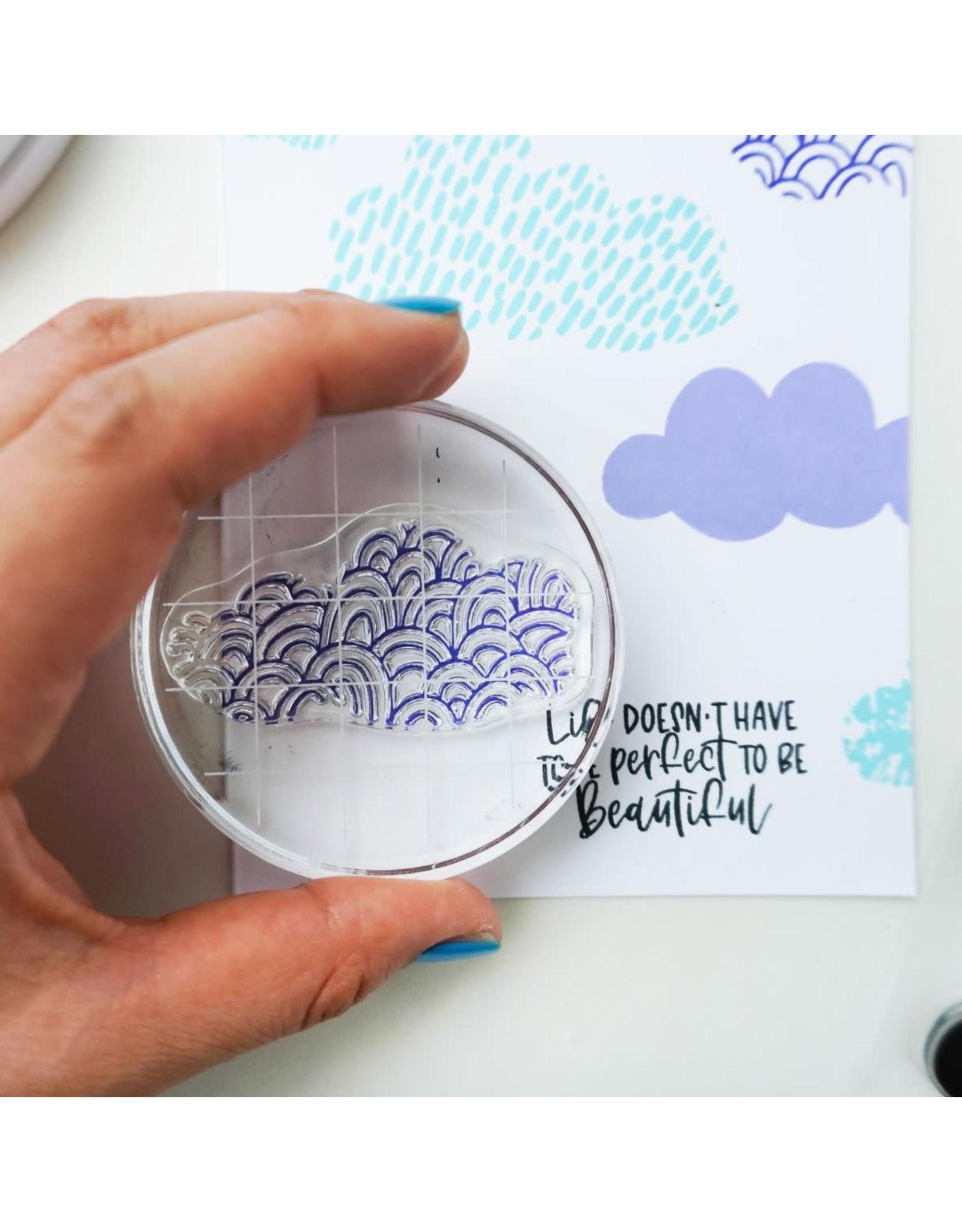 Catherine Pooler Designs April Showers April Showers Stamp Set