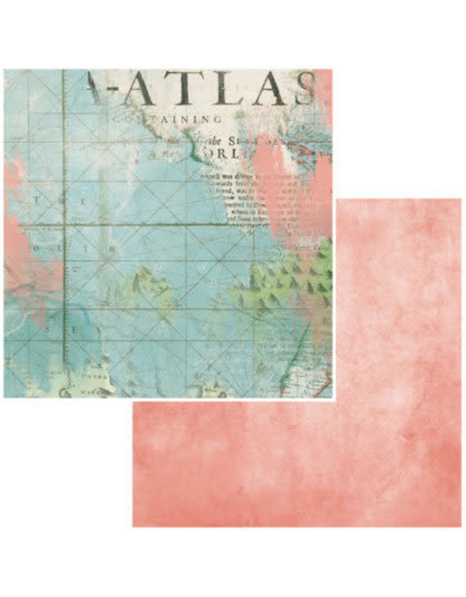 49 AND MARKET Anywhere Atlas Paper