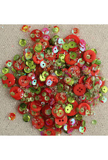 Buttons Galore & More 28 Lilac Lane - Shaker Mixes - Deck The Halls