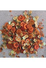 Buttons Galore & More 28 Lilac Lane - Shaker Mixes - Safari Sunrise
