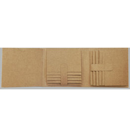 Graphic 45 Trifold Waterfall Folio Albums