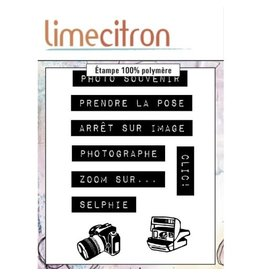 Limecitron Club Photo Stamp