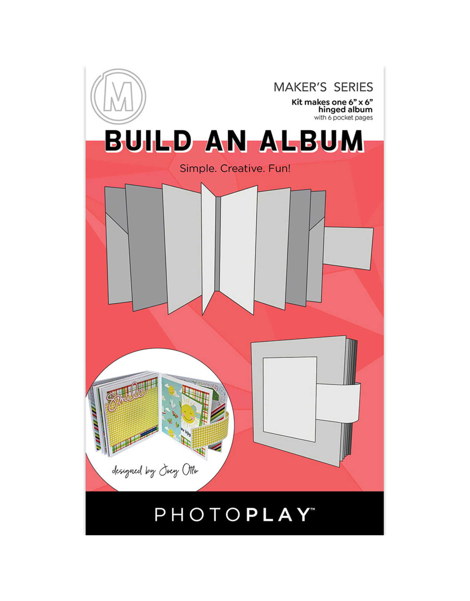PHOTOPLAY Build an Album 6x6