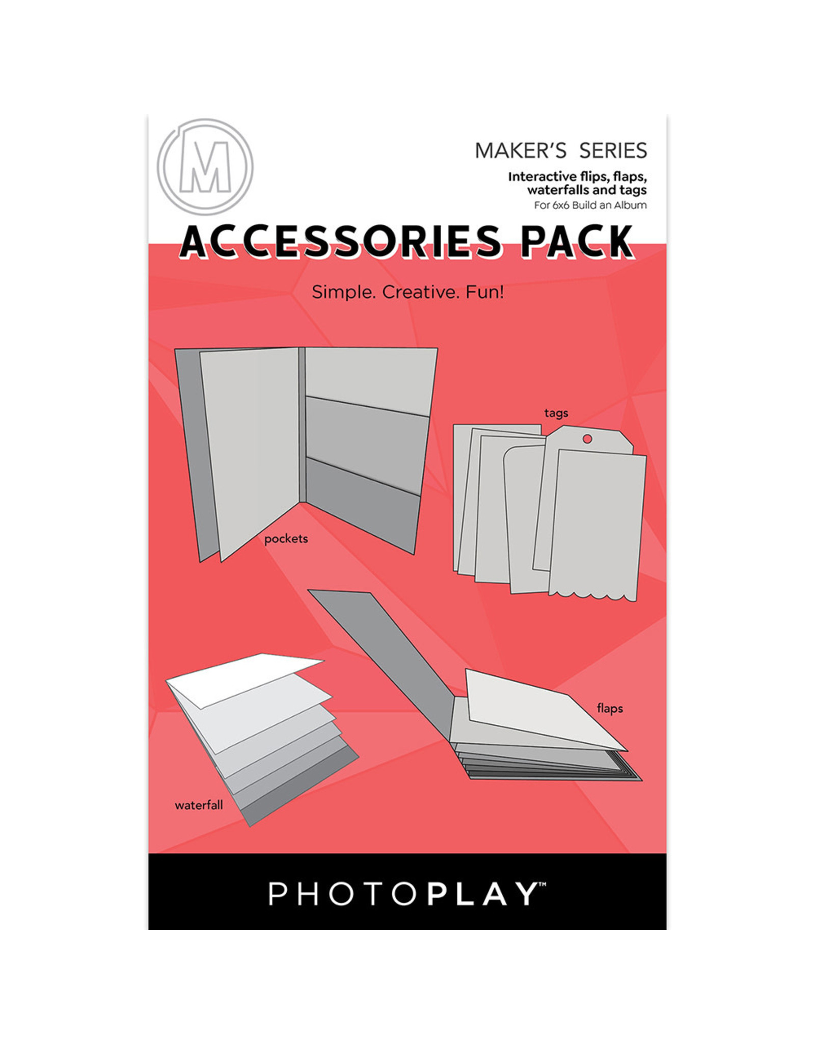 PHOTOPLAY Build an Album Accessories Pack
