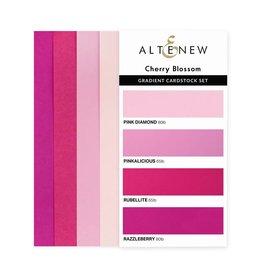 ALTENEW Ultimate Gradient Cardstock- Cherry Blossom