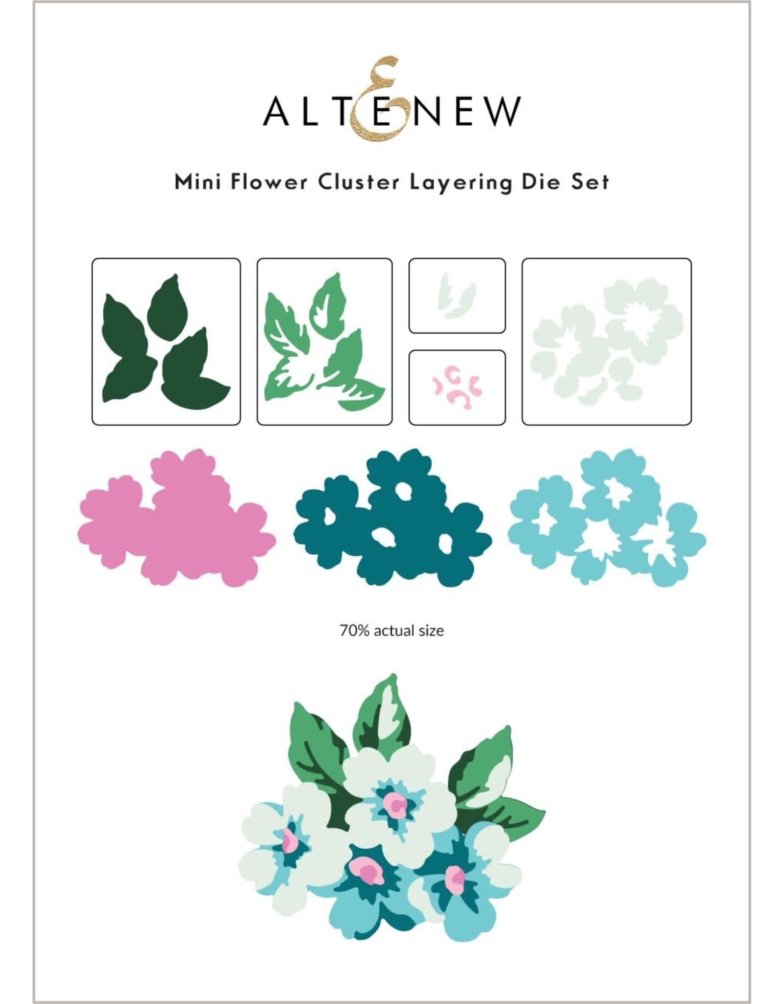 ALTENEW Altenew Mini Flower Cluster Layering Die
